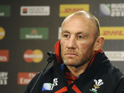 Robin McBryde: 'We have gained momentum'