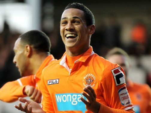 Tom Ince: Urged to stay in the Championship
