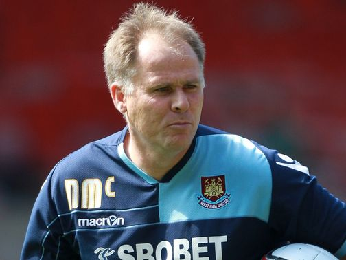 Neil McDonald: Wanted to play on Boxing Day