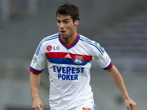 Gourcuff isn't off to Arsenal, according to Lyon