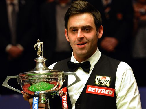 Ronnie O&#39;Sullivan: Will he defend his world title?
