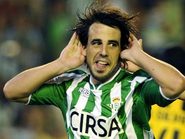 Benat Etxebarria: On target in Betis win