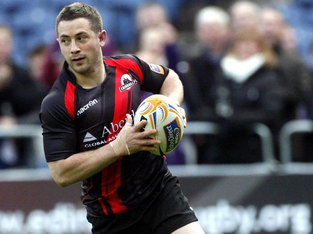 Greig Laidlaw: Booted Edinburgh to victory