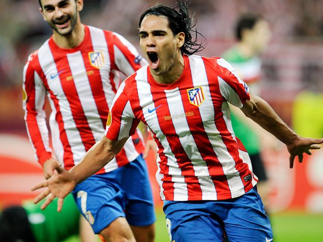 Radamel Falcao: Top of City's wanted list