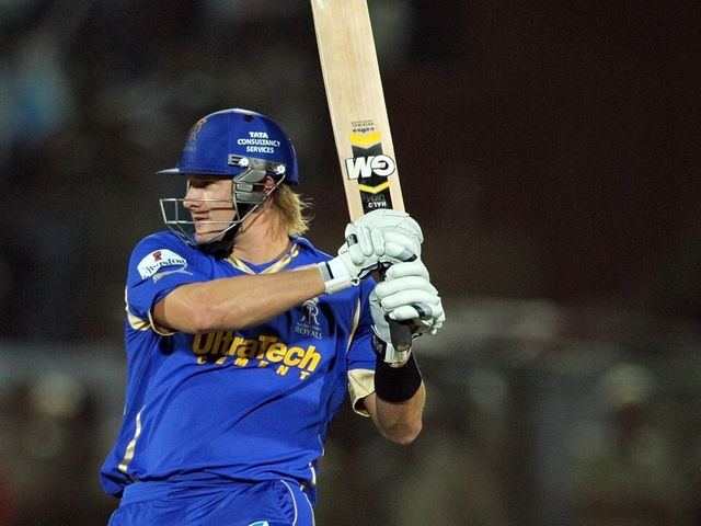 Shane Watson: Rajasthan Royals all-rounder took three wickets and scored 41