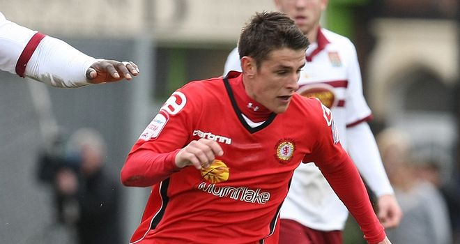 Ashley Westwood: Crewe Alexandra captain has been linked with Blackpool and Swansea