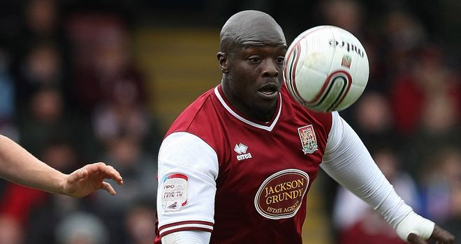Akinfenwa: Netted on 50 minutes