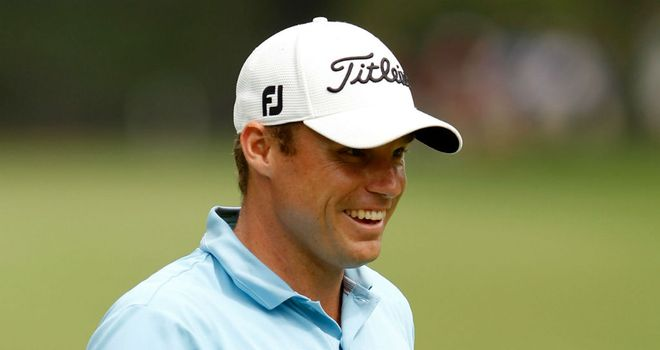 Nick Watney: Moved into a one-shot lead