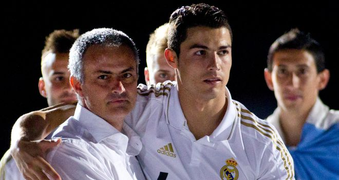 Cristiano Ronaldo: Feels Jose Mourinho is the world's best coach