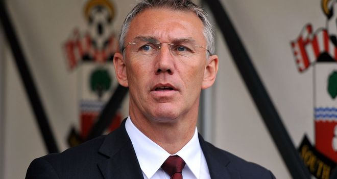 Nigel Adkins: Southampton manager is letting unwanted players go