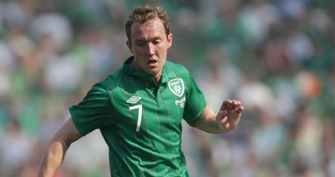 Aiden McGeady: Hoping to impress in Monday night's friendly against Hungary