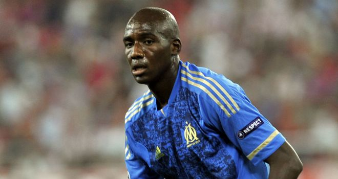 Alou Diarra: Set to move on after struggling to produce his best at Marseille
