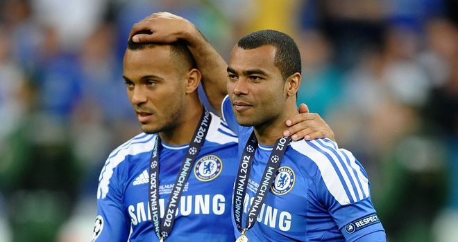 Ryan Bertrand: Grateful for the help of Ashley Cole after a glorious European debut