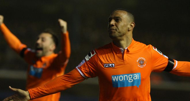 Matt Phillips: Made 36 appearances for Blackpool last season