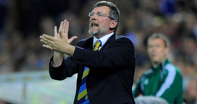 Craig Levein: Scotland boss happy with confidence boost ahead of World Cup qualifiers