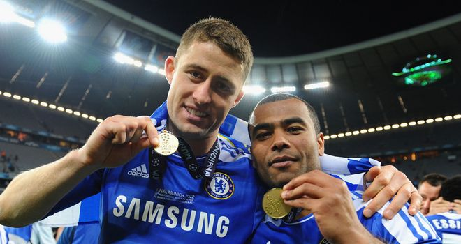 Gary Cahill: Learning plenty from Ashley Cole and other Chelsea veterans