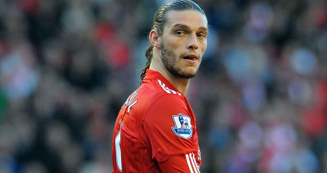 Andy Carroll: Liverpool striker is thought to be on West Ham's radar