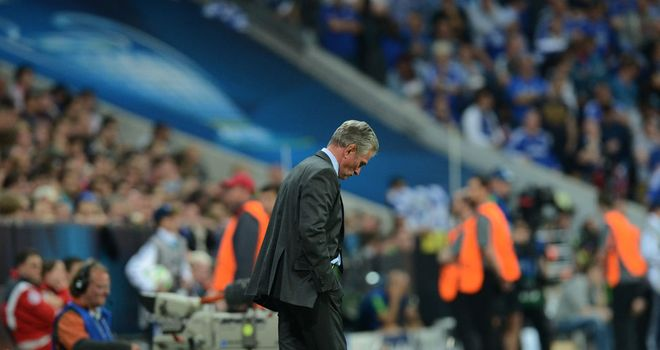 Jupp Heynckes: Bayern Munich rued missed chances after losing the Champions League final