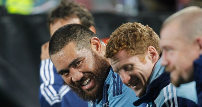 Charlie Faumuina: Facing six weeks out