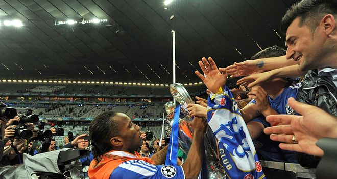 Didier Drogba: Has not yet decided to part company with Chelsea, contrary to reports