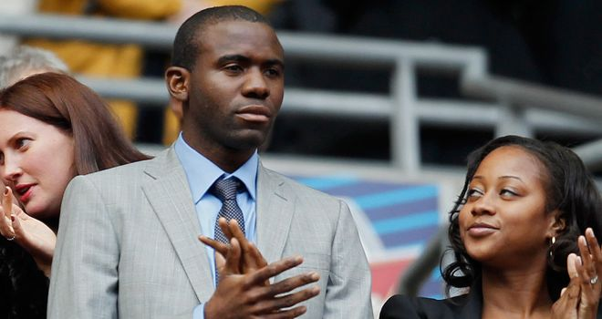 Fabrice Muamba: Backed by Coyle for success