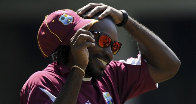 Chris Gayle: Back in Windies ranks for ODI series in England