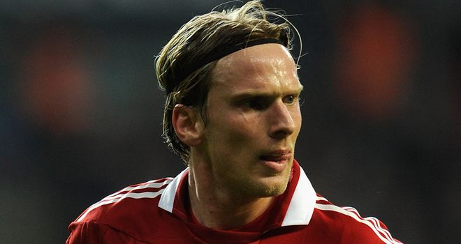 Christian Poulsen: A free agent after leaving French side Evian at the end of last season