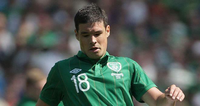 Darren O'Dea: Joining Major League Soccer side Toronto FC.