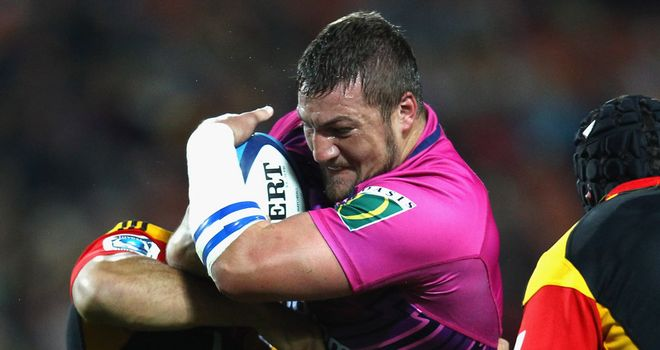 Dean Greyling: Has signed a new three-year deal at the Bulls