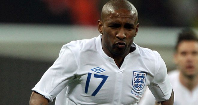 Jermain Defoe: Tottenham striker has won 46 caps for England, netting 15 goals in the process