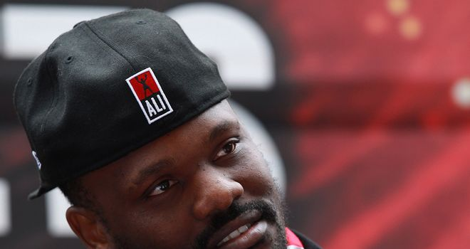 Dereck Chisora: Attacked by coach