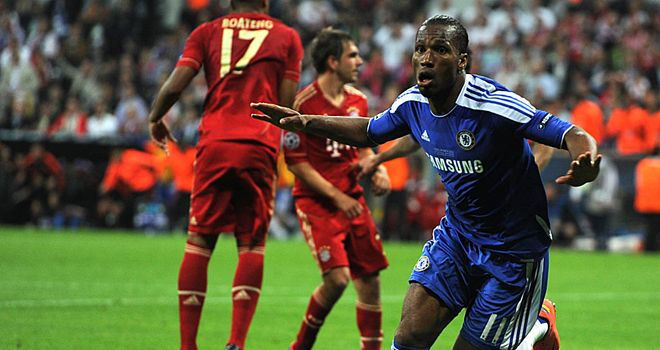 Didier Drogba: Striker has confirmed he has signed for Chinese club Shanghai Shenhua