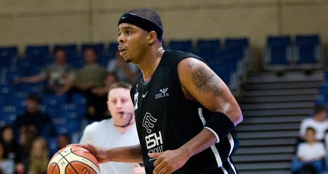 Joe Chapman: Bagged 41 points for Newcastle Eagles