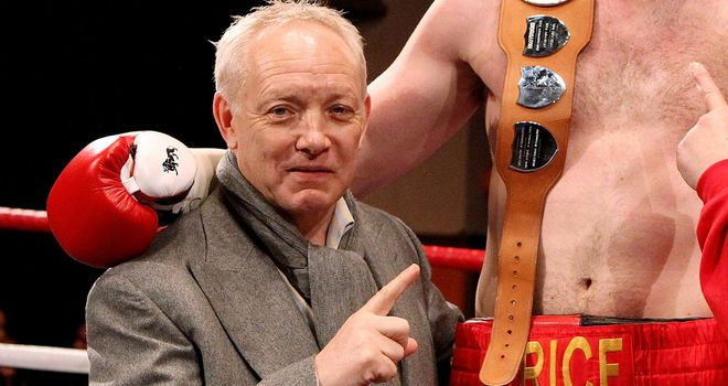 Frank Maloney remains keen for David Price to take on rival Tyson Fury