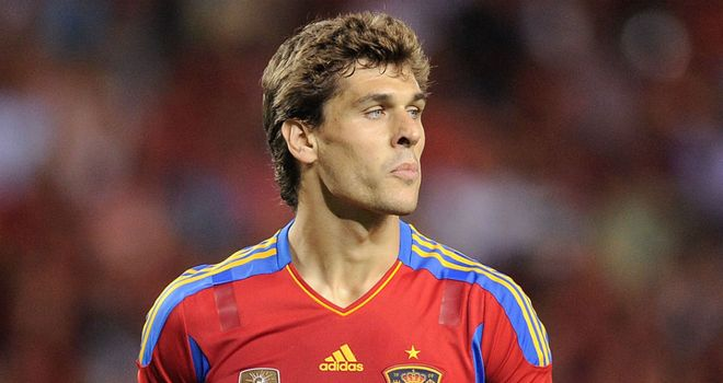 Fernando Llorente: Spain striker is not yet seeing regular action with Juventus