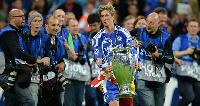 Fernando Torres: Admits his time at Chelsea has been tough