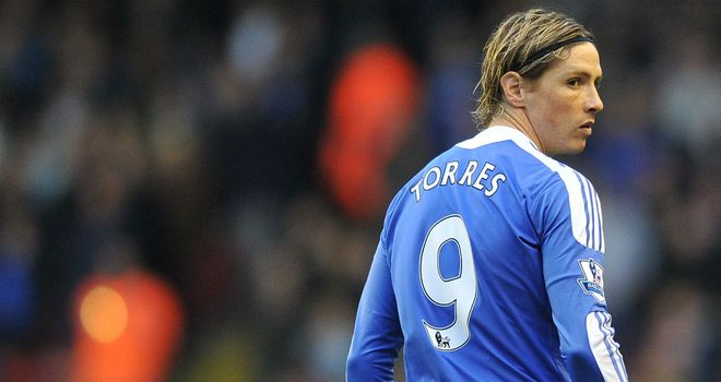Fernando Torres: Chelsea striker has set his sights on Premier League glory
