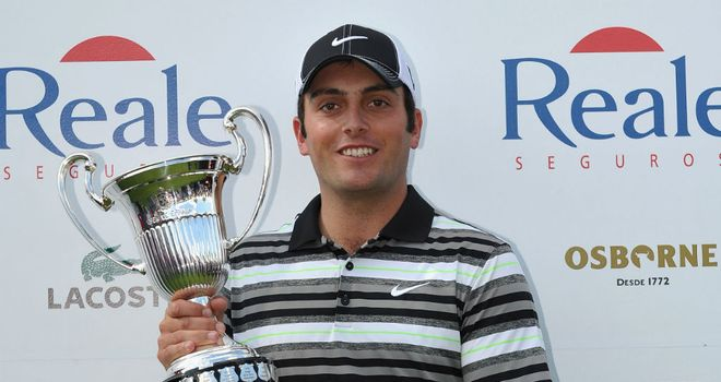 Francesco Molinari: superb closing round