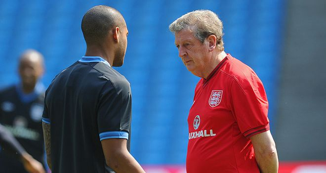 Glen Johnson: Has no issue with Roy Hodgson despite Anfield falling out