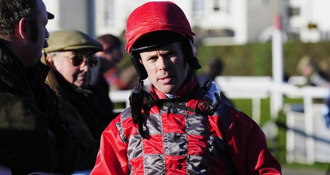 Graham Lee: Could ride in Festival bumper