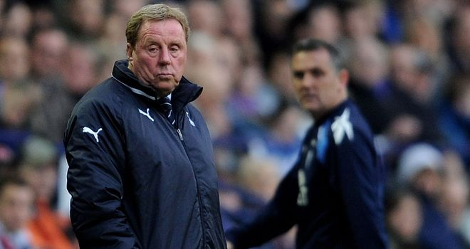 Harry Redknapp: Tipped for England job at start of year, but now out of work