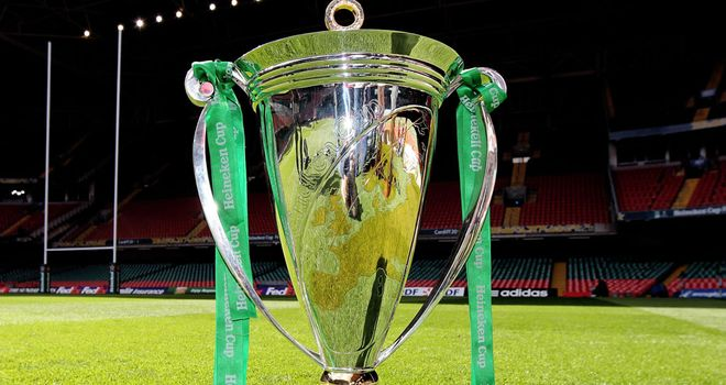 The Heineken Cup could be without England and French clubs next year