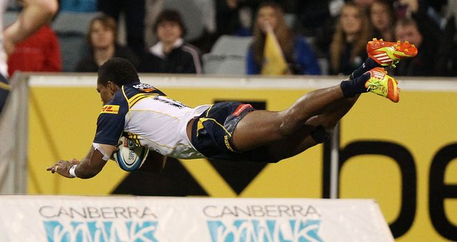 Henry Speight: Broke the deadlock on 41 minutes