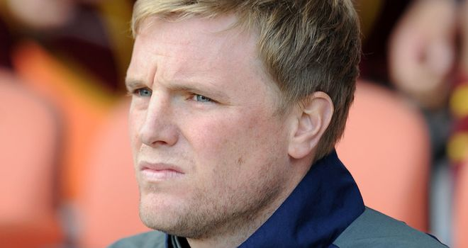 Eddie Howe: Returning to familiar surroundings at Bournemouth