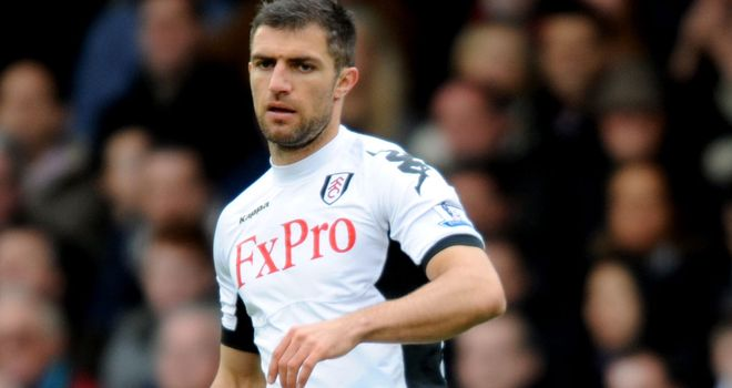 Aaron Hughes: Entering his sixth season with Fulham