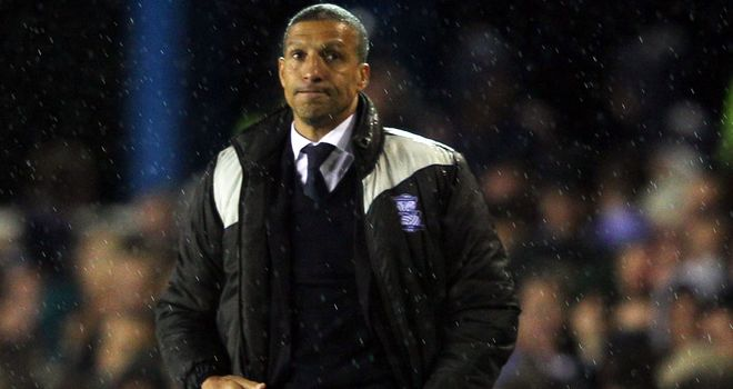 Chris Hughton: His bosses claim not to have been approached by West Brom for his services