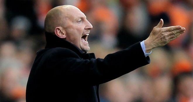 Ian Holloway: Blackpool boss is building for the upcoming season
