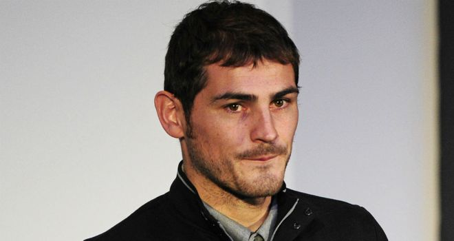 Iker Casillas: Spain's goalkeeper can handle 'big games' and 'big scenarios'