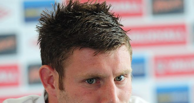 James Milner: Believes confidence is high in the England camp