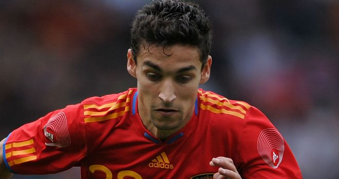 Jesus Navas: Ruling nothing out ahead of summer transfer window
